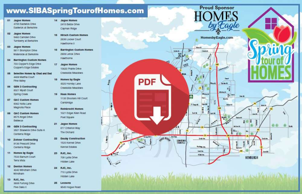 Download A PDF Map